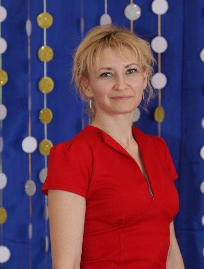 Макаревич Елена Сергеевна